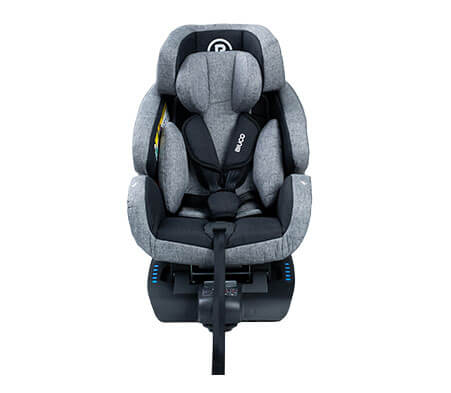 BC688F I-Size Baby Car Seat with ISOFIX