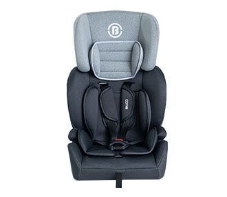 BC702B Bigger Space Baby Car Seat with Fix